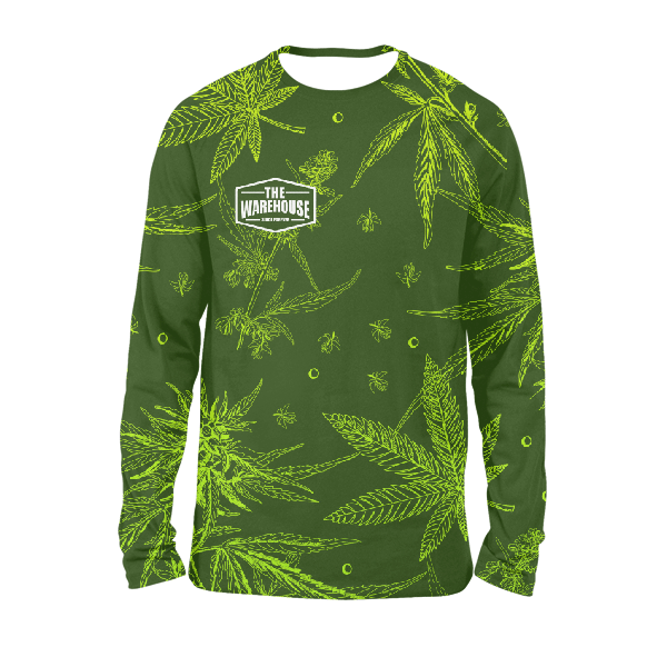 Weedster Full Sleeves T-Shirts
