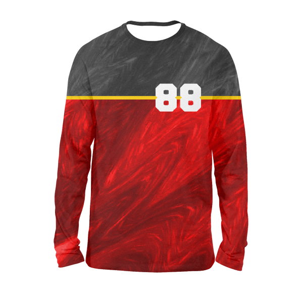 The Number Eighty Eight Twh Classics Full Sleeves T-Shirts