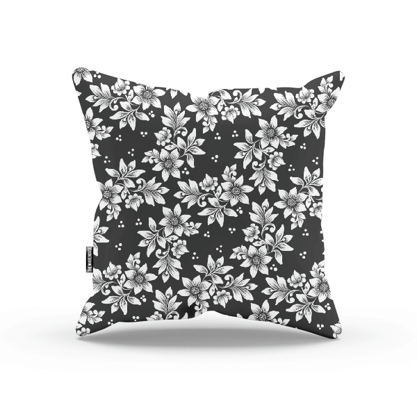 Dead Flowers Pillow