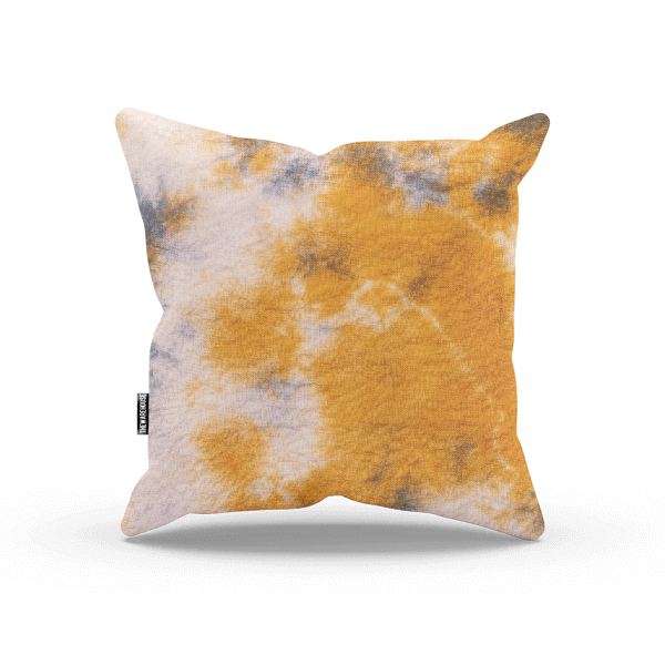 Flat Lay Tie Dye Pillow