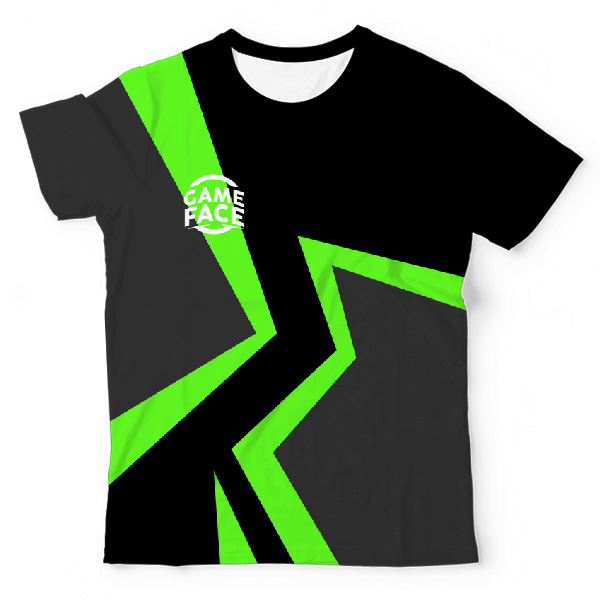 Team Lahore UNISEX ALL-OVER PRINT T-SHIRT