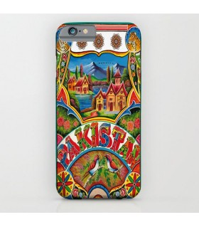 desi pakistan art printed mobile cover
