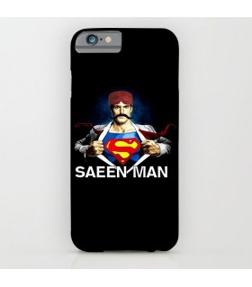 superman saeen printed mobile cover case