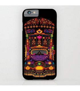 peshawar truck art printed mobile cover case