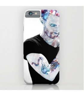 Adam Levine abstract Printed Cover Case
