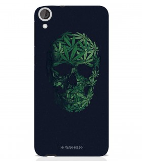 Baked Skull Cover Case