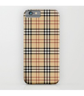Burberry Printed Cover Case