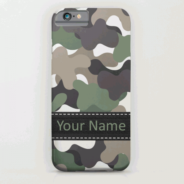san francisco 30405 5e54f Camouflage your name art printed mobile cover case