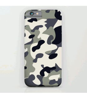 camouflage art printed mobile cover case