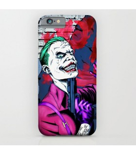 joker man suicide squad art printed mobile cover