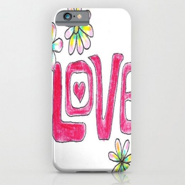 Love Printed Cover Case