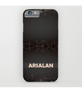arsalan PRINTED MOBILE COVER