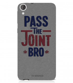 Pass The Joint Bro Cover Case