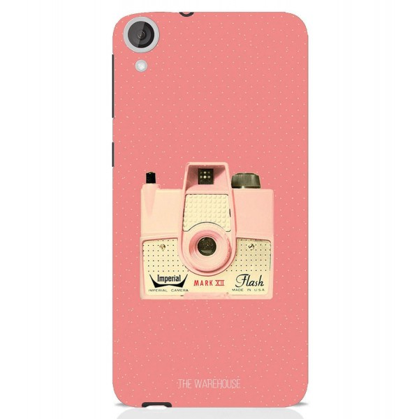 Pink Camera Cover Case