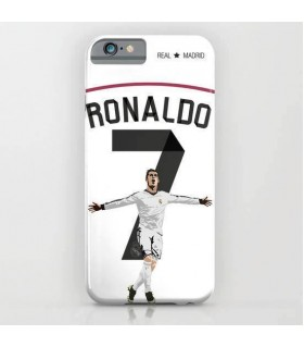 Real Madrid Cristiano Ronaldo 7 Printed Cover Case