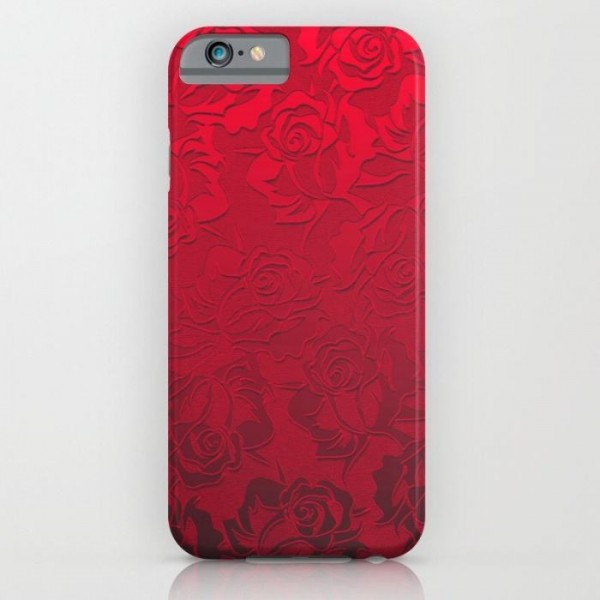 Roses Printed Cover Case