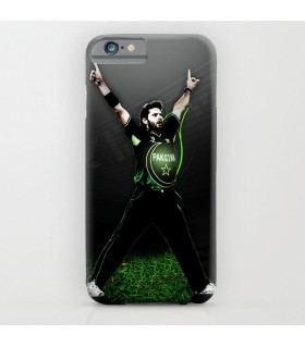 Shahid Afridi Vector Printed Cover Case