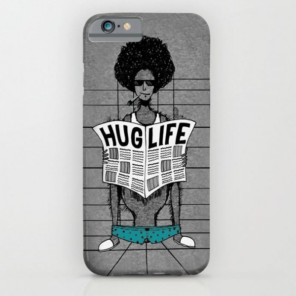 Thug Life Men Printed Mobile Cover