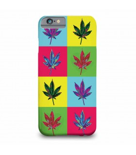 weed shades printed mobile cover