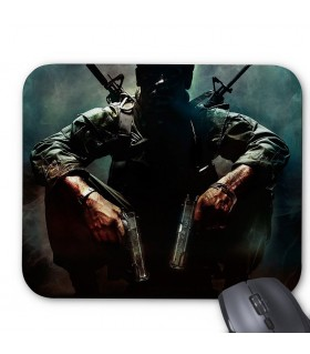 Call of duty black ops printed mouse pad