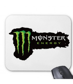 Monster Energy Printed Mouse Pad