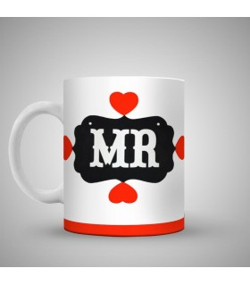 mr art printed mug