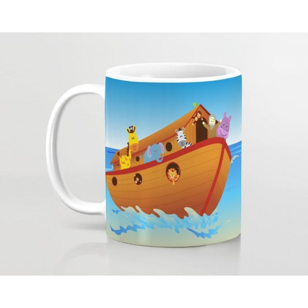 Evan Almighty Printed Mug