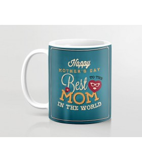 best mom happy mother day printed mug