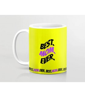 best mom ever printed mug