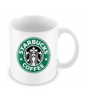 Starbucks Printed Mug
