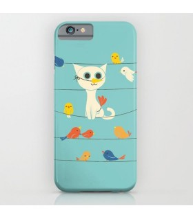 bird watching ART PRINTED mobile cover