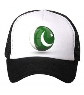 pakistan ball printed cap