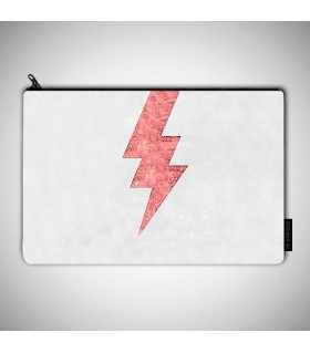 flash sign art printed MAKEUP POUCH