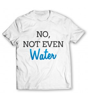 even water printed graphic t-shirt