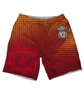 liverpool printed shorts