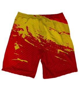 manchester united printed shorts