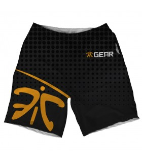 Fnatic printed shorts
