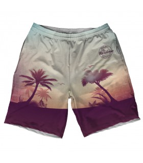 twh summer printed shorts
