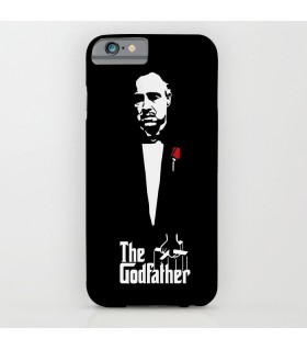 godfather art printed mobile cover