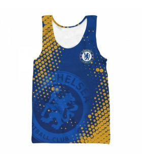 chelsea all over printed tank top
