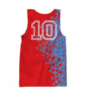 fc bayern all over printed tank top