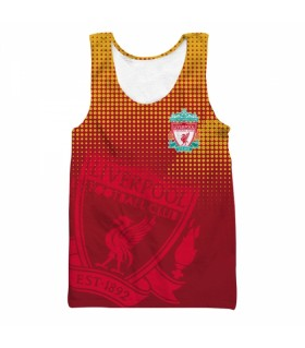 liverpool all over printed tank top