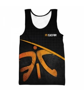 FNATIC all over printed tank top