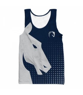 team liquid all over printed tank top