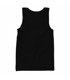 Speed kills all over printed tank top
