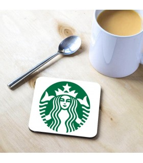 Starbucks Coffee Tea Coaster