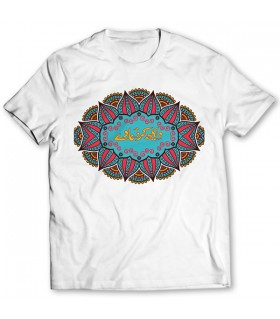 Dekh kr dua dy printed graphic t-shirt