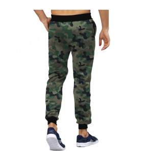 camouflage jogger pant