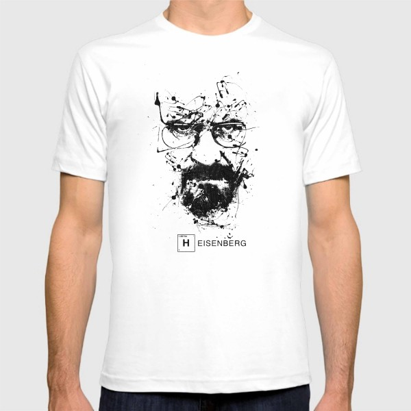 eisenberg art printed graphic t-shirt