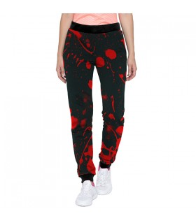 DISPERSED art jogger pant